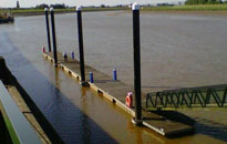 King's Lynn Visitor Pontoon