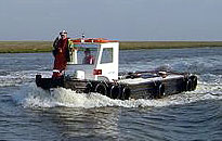 Workboat Hire for Lincolnshire Wind Farm