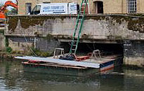 Pontoon Hire