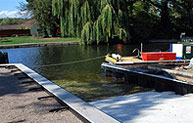 Quays, Moorings and Lock Gate maintenance and construction services